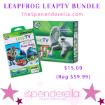 LeapFrog LeapTV Bundle $15 (Regular $59.99)
