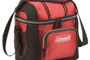 Coleman 9 Can Soft Cooler $10.00 (Regular $29.99)