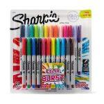 Sharpie 24 count Color Burst Permanent Markers $10.99 (Regular $29.99)