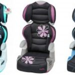 Evenflo Amp High Back Booster Car Seat $24.88 (Regular $55)
