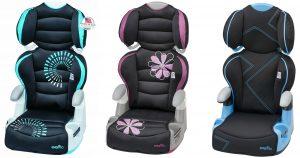 Evenflo Amp High Back Booster Car Seat $24.88 (Regular $55)