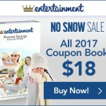 Entertainment Coupon Book $18 Shipped (Regular $35)