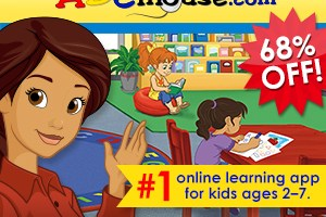ABCmouse – Get 2 Months for $5 (Regular $7.95 a month)