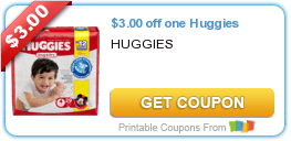 $3/1 Huggies Diapers, $2/2 Silk or So Delicious & More Coupons