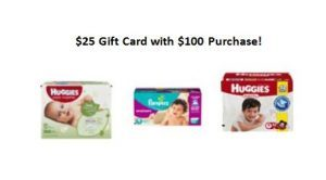Target Baby Gift Card Deal Starting Sunday – January 8th!