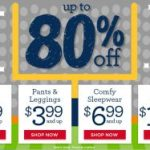Gymboree – Tees $2.99, Leggings $2.99 & Much more