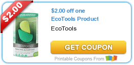 6 New EcoTools Coupons