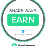 Be a Deal Blogger – Earn Points to Redeem for Gifts Cards with Dealtpotr