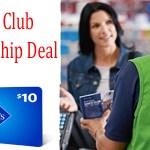 Sam's Club Membership Deal – One Year $30 (Regular $55) + $10 eGift Card