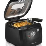 Hamilton Beach Deep Fryer with Cool Touch $22.94 (Regular $49.99)
