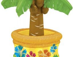 Inflatable Palm Tree Party Cooler $10.53 (Regular $21.99)
