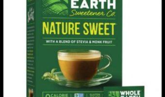 Walmart – FREE Whole Earth Sweetener