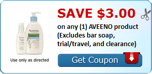 Target & Walmart – FREE Aveeno Lotion + Anchor Hocking RARE Coupons