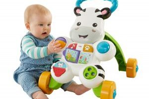 Fisher-Price Learn with Me Zebra Walker $16.99 (Regular $24.99)