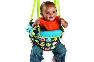 Evenflo ExerSaucer Door Jumper $10.00 (Regular $19.99)