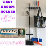 Best Broom Holder $13.95 (Regular $19.99)