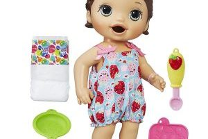 Baby Alive Super Snacks Snackin' Lily $19.13 (Regular $40.00)