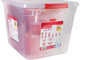 Rubbermaid Containers with Lids – 62 Pieces $20.14 Shipped (Regular $34.99)