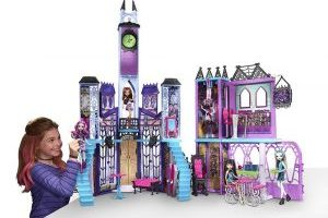 Monster High Deluxe High School $36.57 Shipped (Regular $129.99)