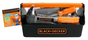 Black & Decker Jr. Toy Tool Box $7.17 (Regular $15.00)