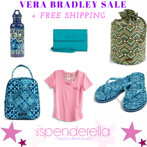 Vera Bradley - Additional 30% Off Sale & Clearance + FREE Shipping