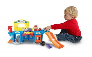 VTech Go! Go! Smart Wheels Auto Repair Center Playset $13.59 (Regular $21.99)