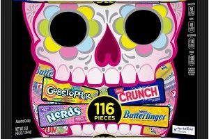 116 Pieces of Nestle Assorted Chocolate & Sugar Candy $7.20 (Regular $9.99)