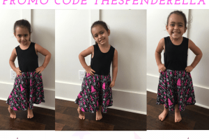 Princess Awesome – STEM Inspired Princess Girl Dresses