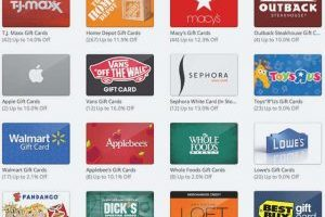 Raise – Buy Discounted Gift Cards + My Tips