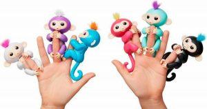 WowWee Fingerlings Baby Monkeys $14.99 (Toy of the Year)