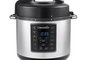 Crock-Pot Express Crock Programmable Multi-Cooker $49.99 (Regular $79.99)