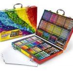 Crayola 140 Pieces Inspiration Art Case $14.69 (Regular $24.99)