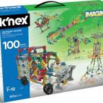 K'NEX 100 Model Building Set – 863 Pieces $25.99 (Regular $49.99)
