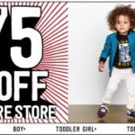Crazy 8 Cyber Monday Sale LIVE – $4 Fleece, $12 Jackets, $7.10 Jeans and More!