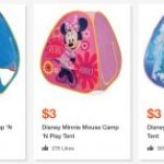 Kids Tents $3 – $5 & Possibly Get one FREE!