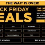 Kohl's Black Friday Deals – Live online!