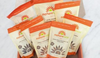 RUN!!  NatureBox Snack Box $5 for $25 in products + FREE Shipping!