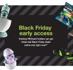 Target RedCard Holders – Early Access to Black Friday – Popular Deals