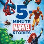 5-Minute Marvel Stories Hardcover Book $5.27 (Regular $12.99)