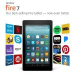 Fire 7 Tablet with Alexa, 7″ Display, 8 GB $29.99 Shipped (Regular $49.99) – GREEN Monday Pricing!