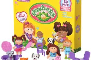 Cabbage Patch Kids Little Sprouts Collector Friends 15 Pack $8.09 (Regular $19.99)