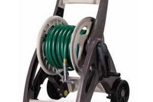 Suncast 175-Foot Capacity Hosemobile Garden Hose Reel Cart $24.99 (Regular $54.99)