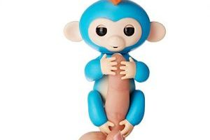 Fingerlings – Interactive Baby Monkey $14.97