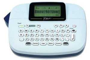 Brother P-touch Handy Label Maker $9.99 (Regular $24.99)