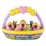 Spring Basket with 6 Hatchimals CollEGGtibles $14.99