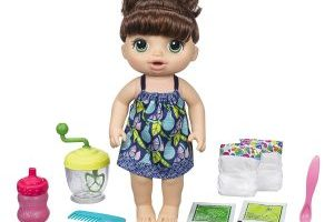 Baby Alive Sweet Spoonfuls Baby Doll Girl $19.99 (Regular $26.99)