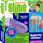 Nickelodeon Cra-Z Slime Galactic Glitter Kit $6.99 (Regular $19.00)