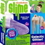 Nickelodeon Cra-Z Slime Galactic Glitter Kit $6.99 (Regular $19.00)