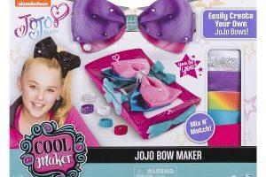 Cool Maker JOJO SIWA Bow Maker $15.97 (Regular $24.99)