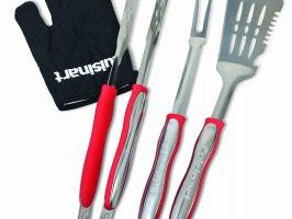 Cuisinart 3 Piece Grilling Tool Set with Grill Glove $12.53 (Regular $24.99)